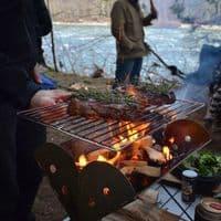 UCO Flatpack Firepit & Grill